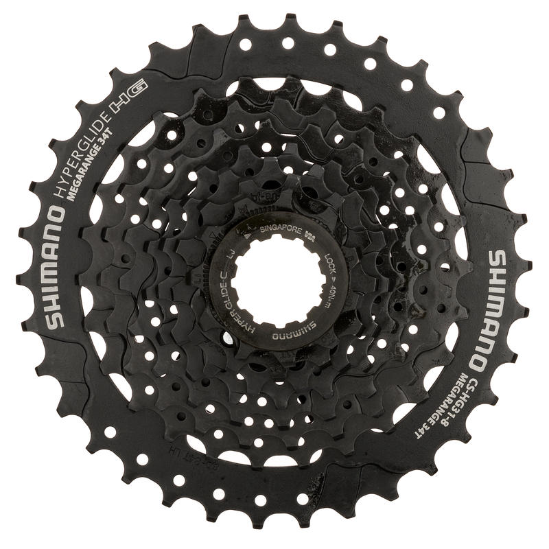 CS-HG31 8 Speed 11-34T Cassette