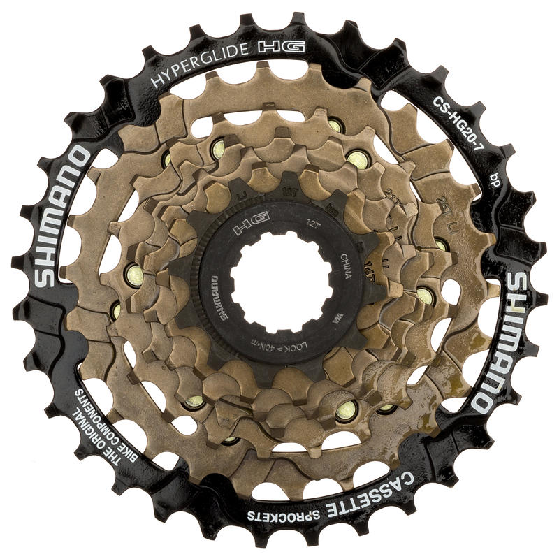 CS-HG200 7 Speed 12-32T Cassette