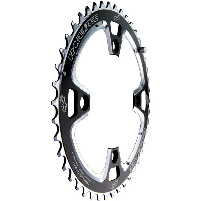 Plateau de vélo Race Argent