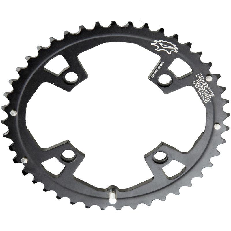 Plateau de vélo Ride (104 mm, 4 trous) Noir