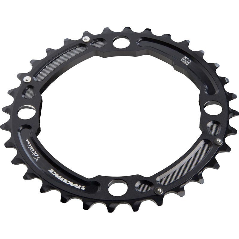 Turbine Chainring (104mm, 9/10 Speed) Black