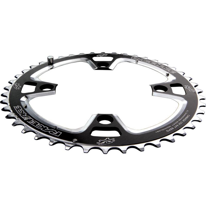 Team Chain Ring Black