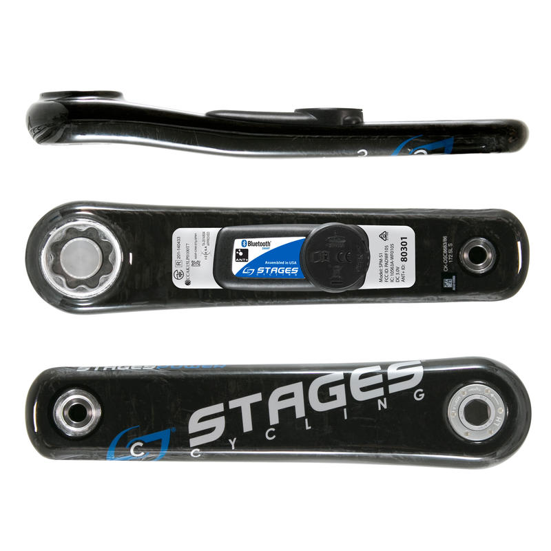 Power Meter - FSA& SRAM BB30 Black
