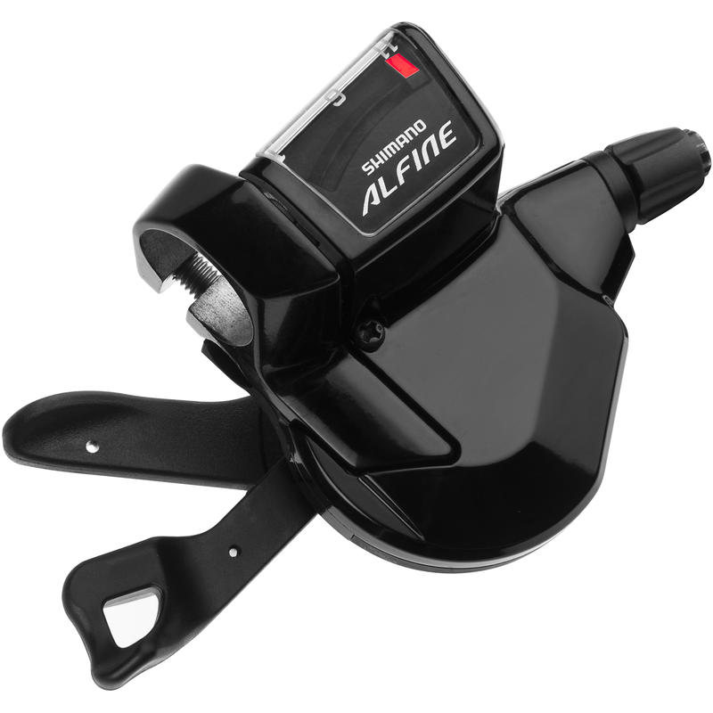 Alfine Rapidfire Plus 11-Speed Shift Lever Black