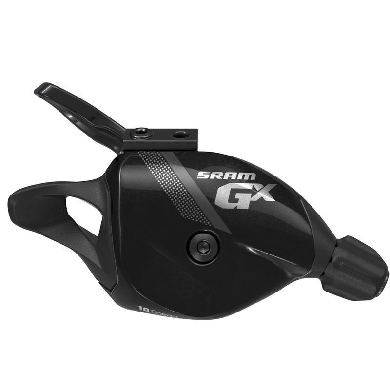 GX Trigger 2X10 Front Shifter w Discrete Clamp Black