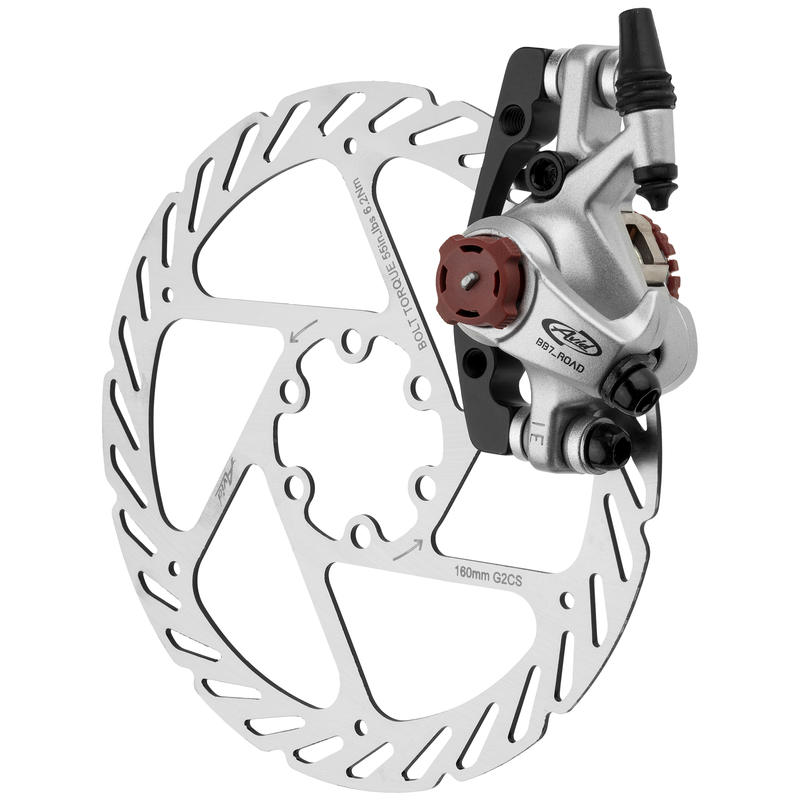 BB7 Road Mechanical Disc Brake Silver