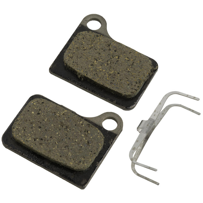 BR-M555 M02 Resin Disc Brake Pads