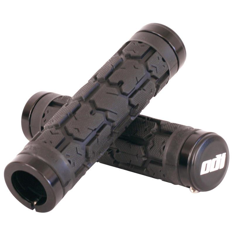 Rogue Lock-On Grips Black
