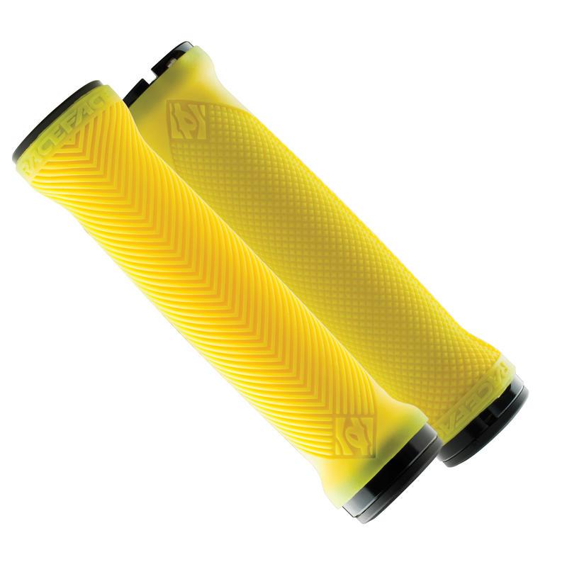 Love Handle Grips Yellow