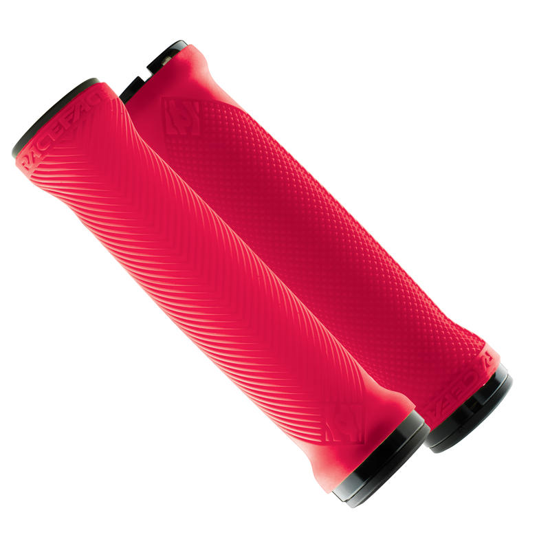 Love Handle Grips Red