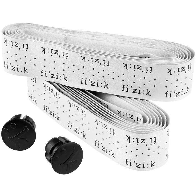 Microtex Handlebar Tape Chalk White with Logo