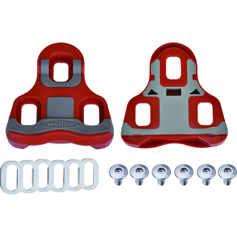 Replacement KéO Cleats (6 Degrees Float)