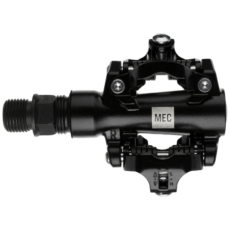 Clipless Pedals Black