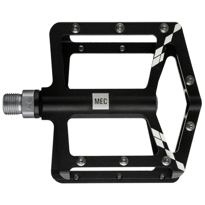 Double A+ Down Hill Pedals Black