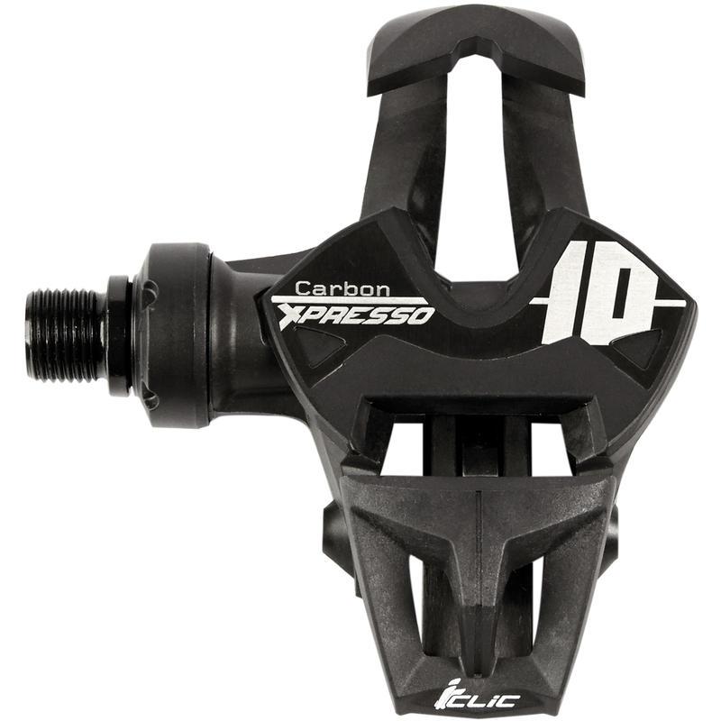 Pédales de vélo de route Xpresso 10 en carbone