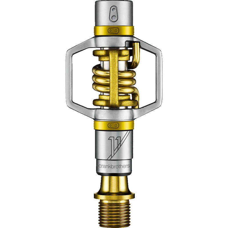 Pédales Eggbeater 11 Or
