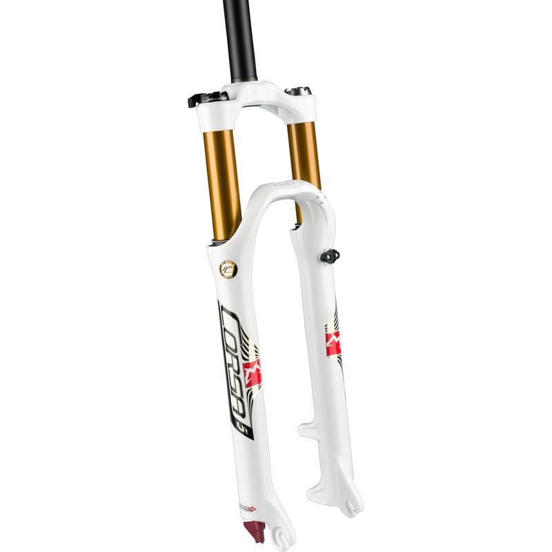 """Corsa LR 26"""" Suspension Fork Pure White"""