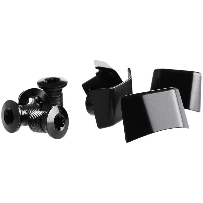 Shimano Screw Cover Set (110x4) Black