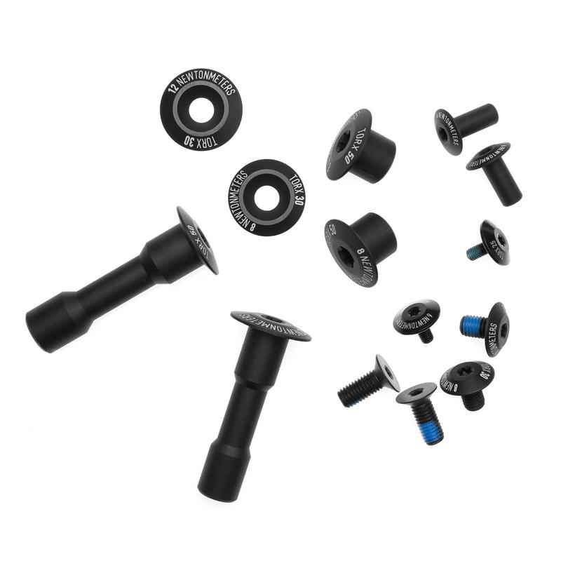 Axle and Bolt Kit- Fits: SL AMR, SL AMR X, FR AMR