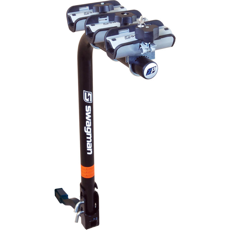 XP 3 Bike Fold Down Dual Receiver