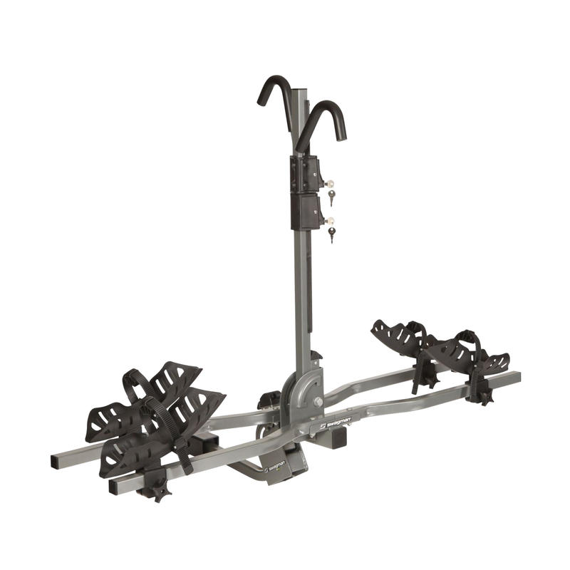 G10 2 Bike Locking DualRec Rack