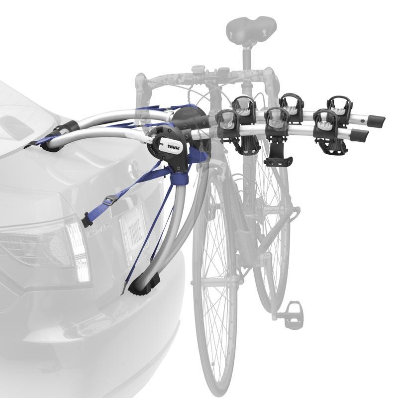 Porte-vélos pour coffre arrière Gateway (3 vélos)