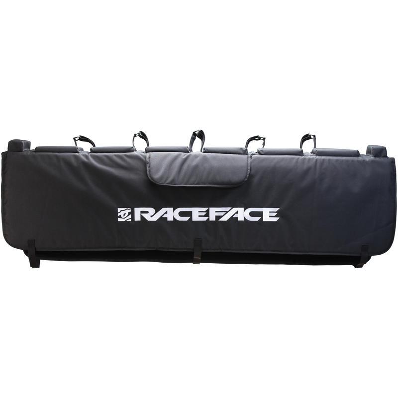 Tailgate Pad Black