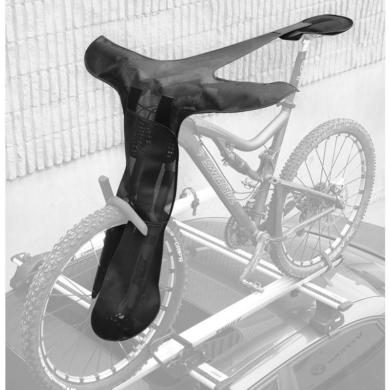 Bicycle Bra - Mountain Black