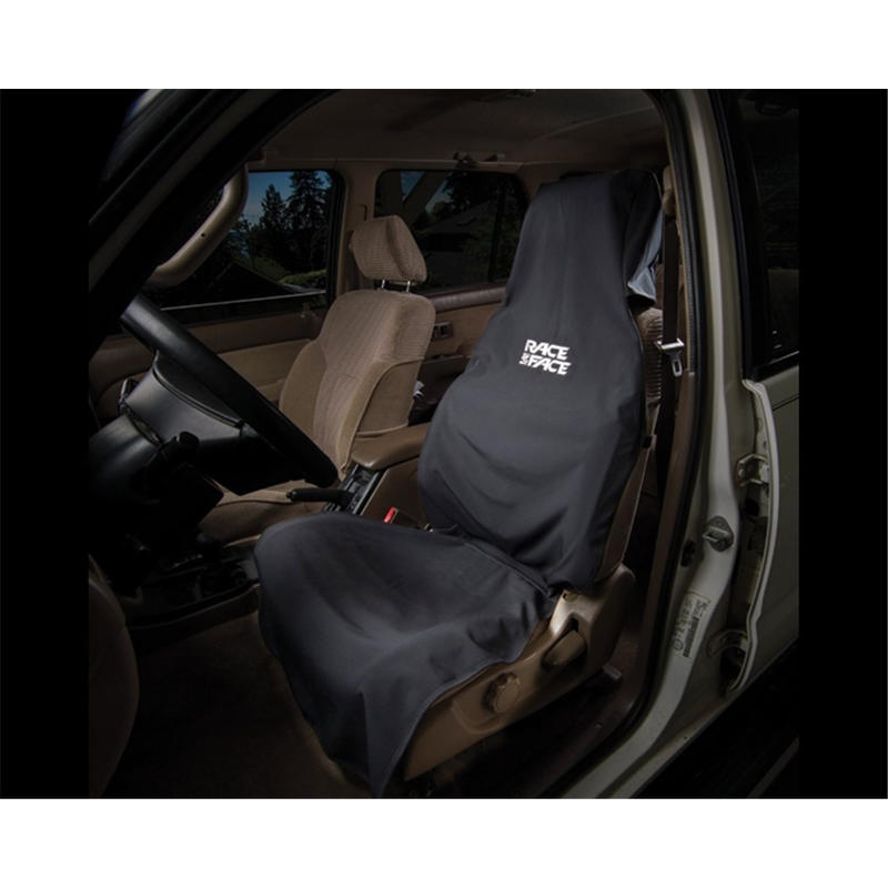 Race Face Car Seat Cover