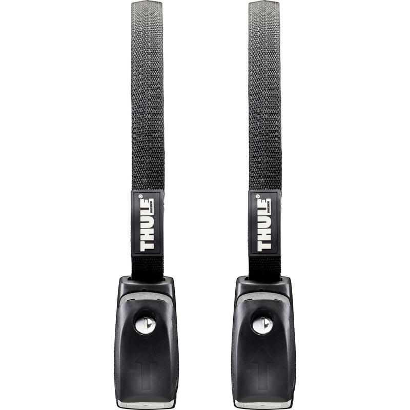 Locking Straps- 3m (pair) Black