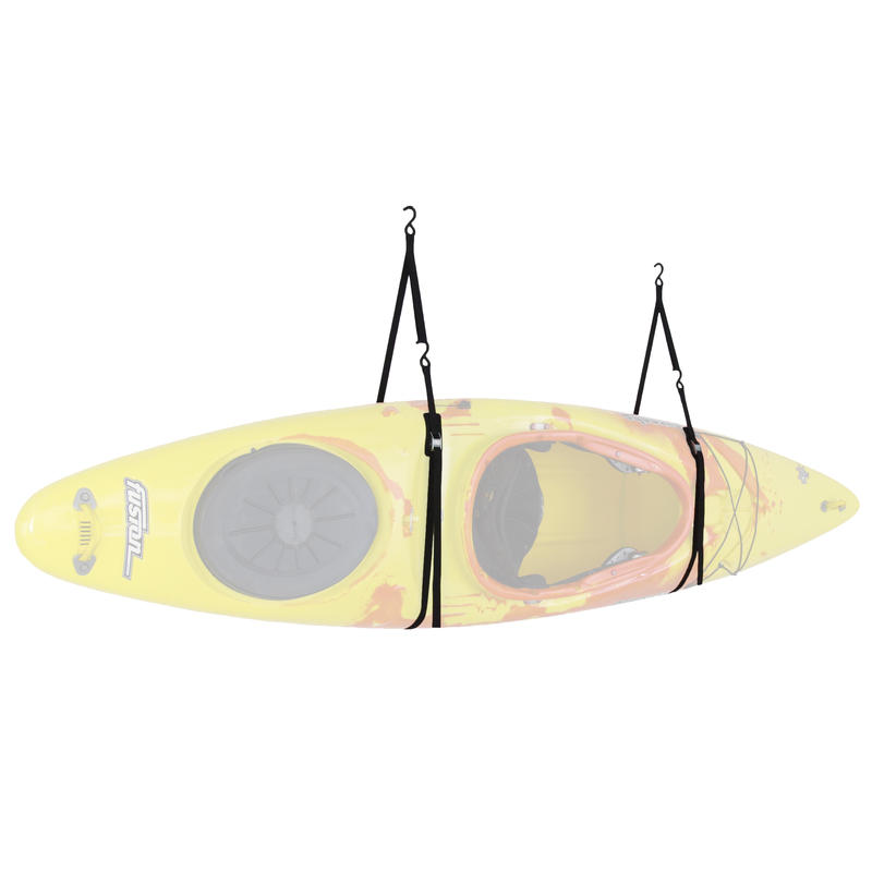 Kayak/SUP Hanger Black