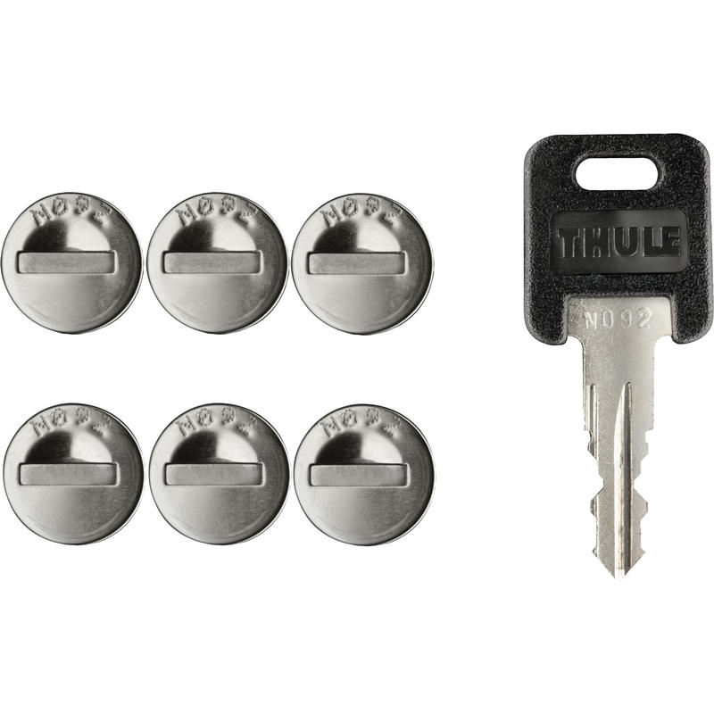 Lock Cylinders 6-Pack