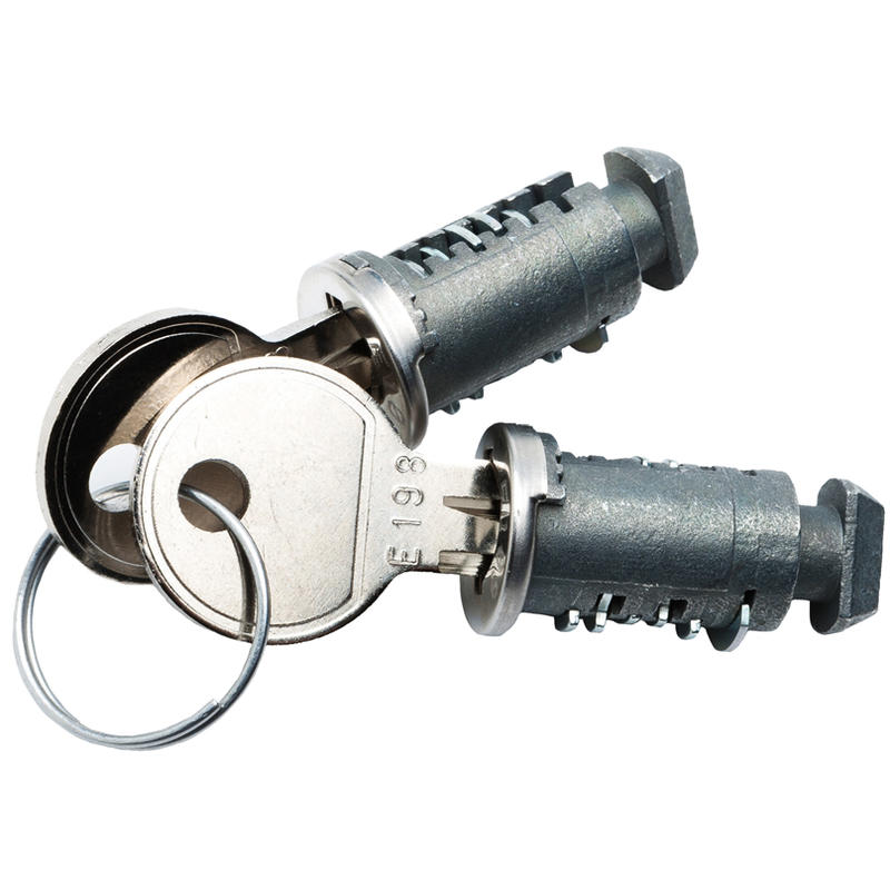 Lock Cores - 2 Pack (Matching Key)