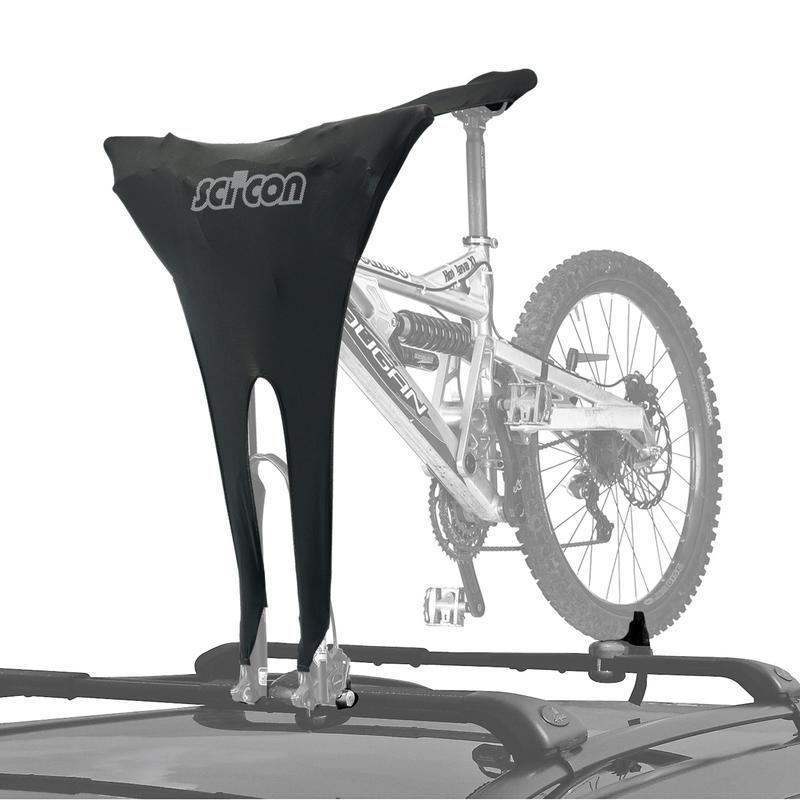 Housse de vélo de montagne Defender Noir