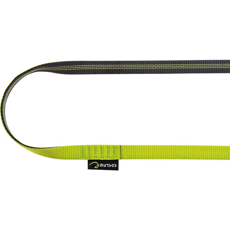16mm Nylon Slings Slate/Oasis