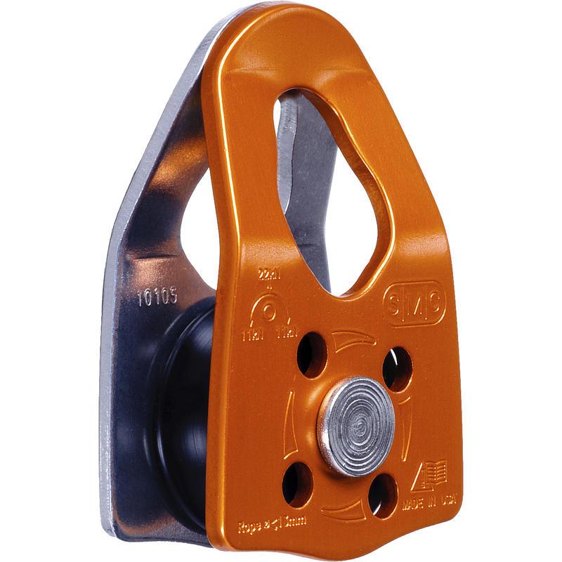 Poulie pare-Prusik Mini CRx Orange