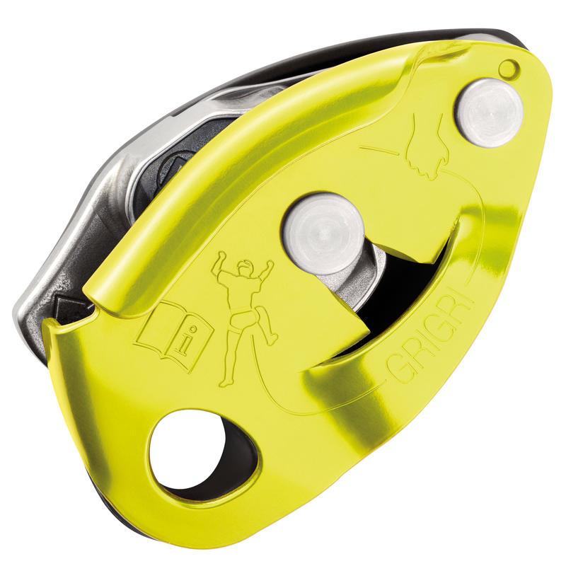 Grigri 2 Belay Device Yellow