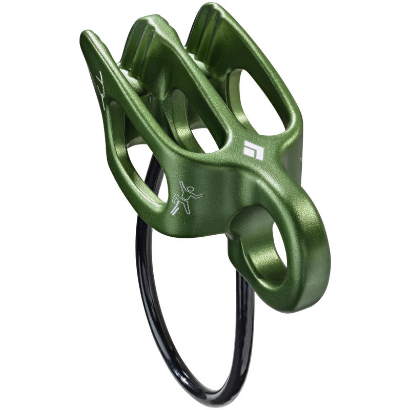 ATC-Guide Belay Device Green