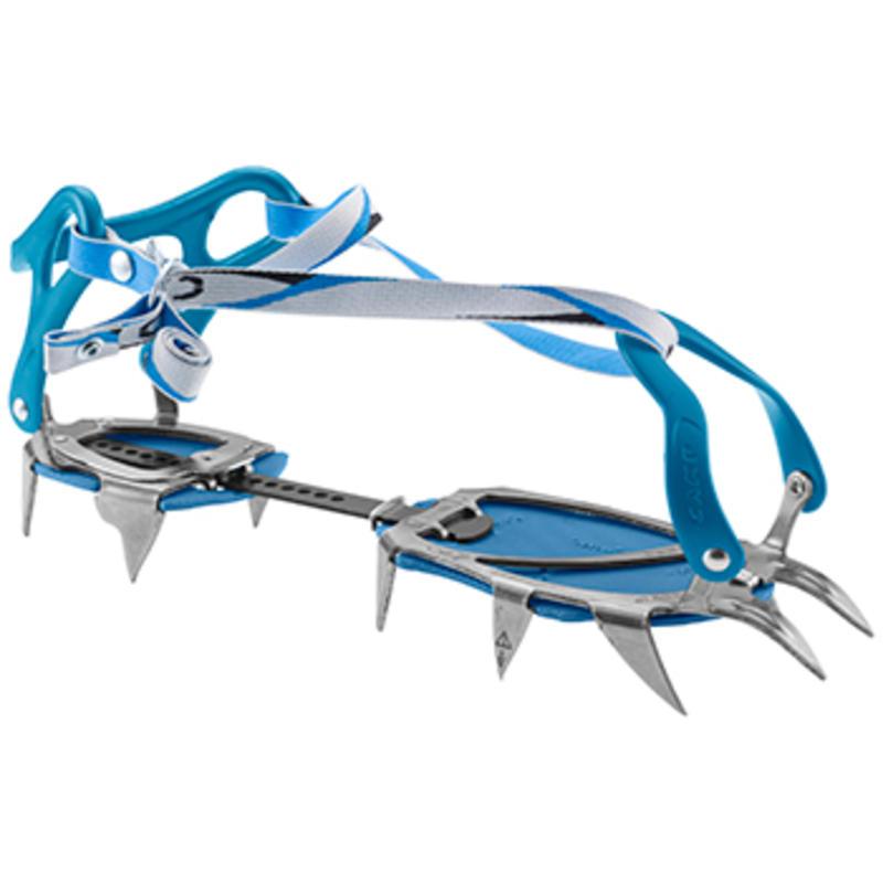 Crampons Stalker Bleu