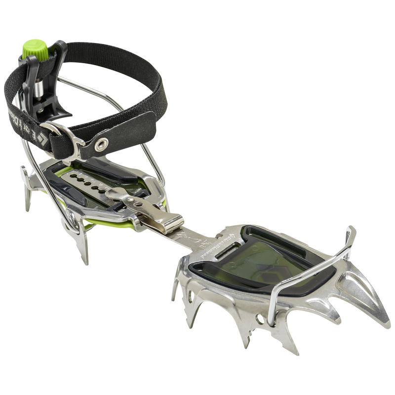 Snaggletooth Pro Crampons Polished