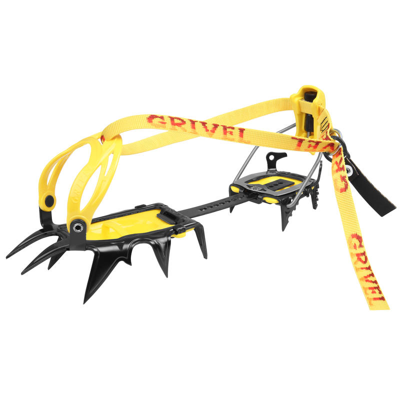 Crampons G12 New-Matic