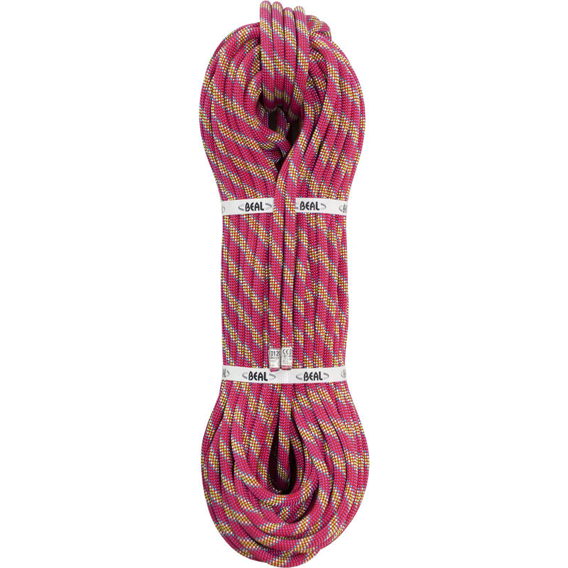 TopGun 10.5mm Unicore Golden Dry Rope Red