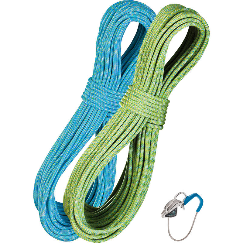 Flycatcher 6.9mm Twin Rope Set Oasis/Icemint