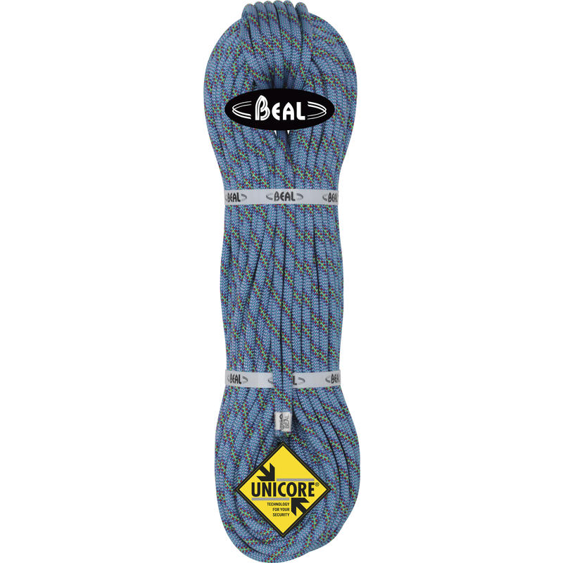 Cobra 8.6mm Unicore Golden Dry Rope Blue
