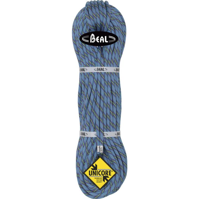 Cobra 8.6mm Unicore Golden Dry Rope Blue
