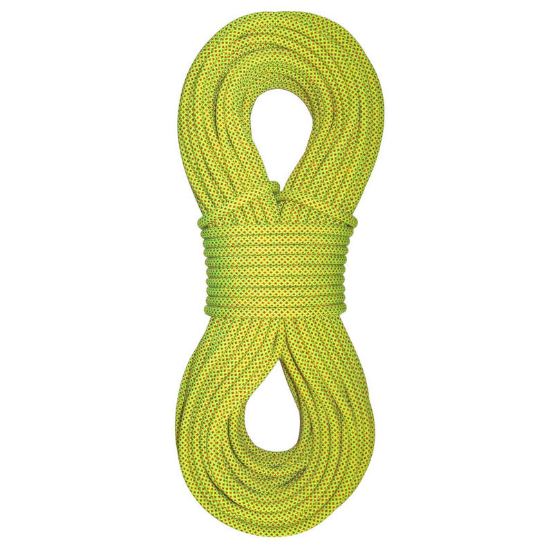 Fusion Photon 40m Dry Rope Yellow
