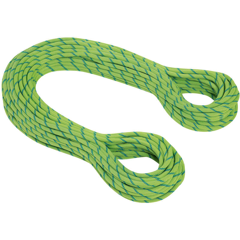 Corde hydrofuge Twilight 7,5 mm Vert-lime