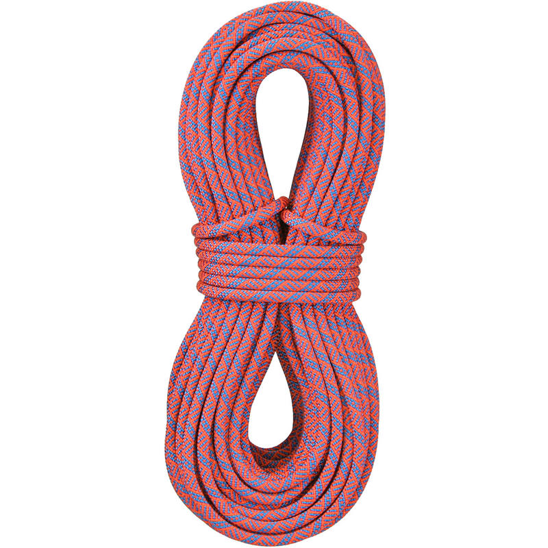 Evolution Helix 9.5mm Dry Rope Neon Orange