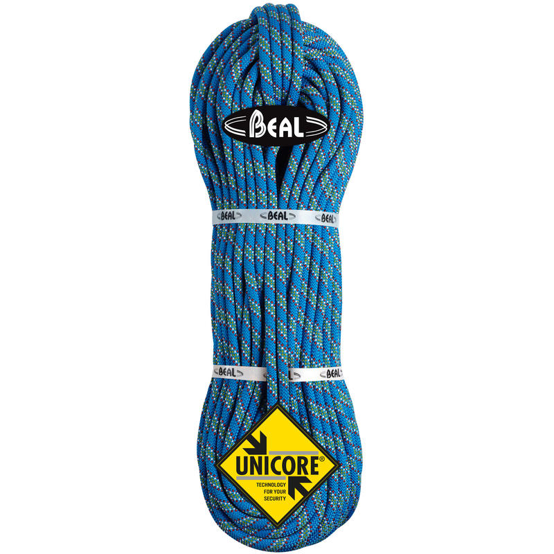 Booster III 9.7mm Dry Cover Rope Blue