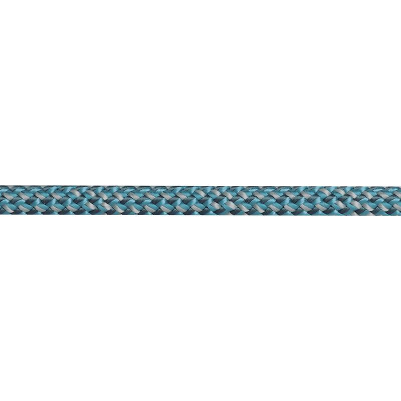 8mm Nylon Static Cord Turquoise